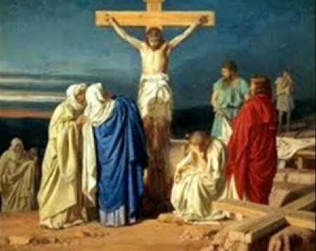 Resultado de imagem para perto da cruz de Jesus, estavam de pé a sua mãe